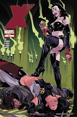X-23 (2010-2012) #6