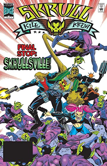 Skrull Kill Krew (1995) #5 (of 5)