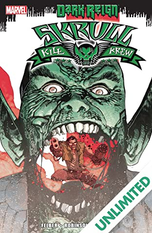Skrull Kill Krew (2009) #1 (of 5)