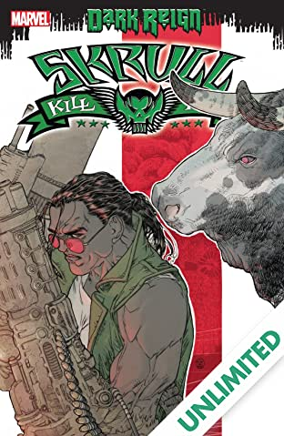 Skrull Kill Krew (2009) #2 (of 5)