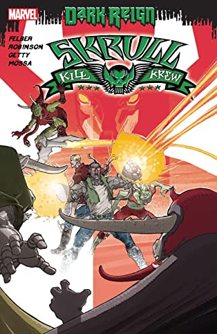 Skrull Kill Krew (2009) #4 (of 5)