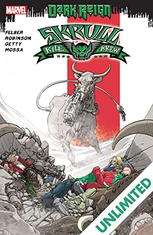 Skrull Kill Krew (2009) #5 (of 5)