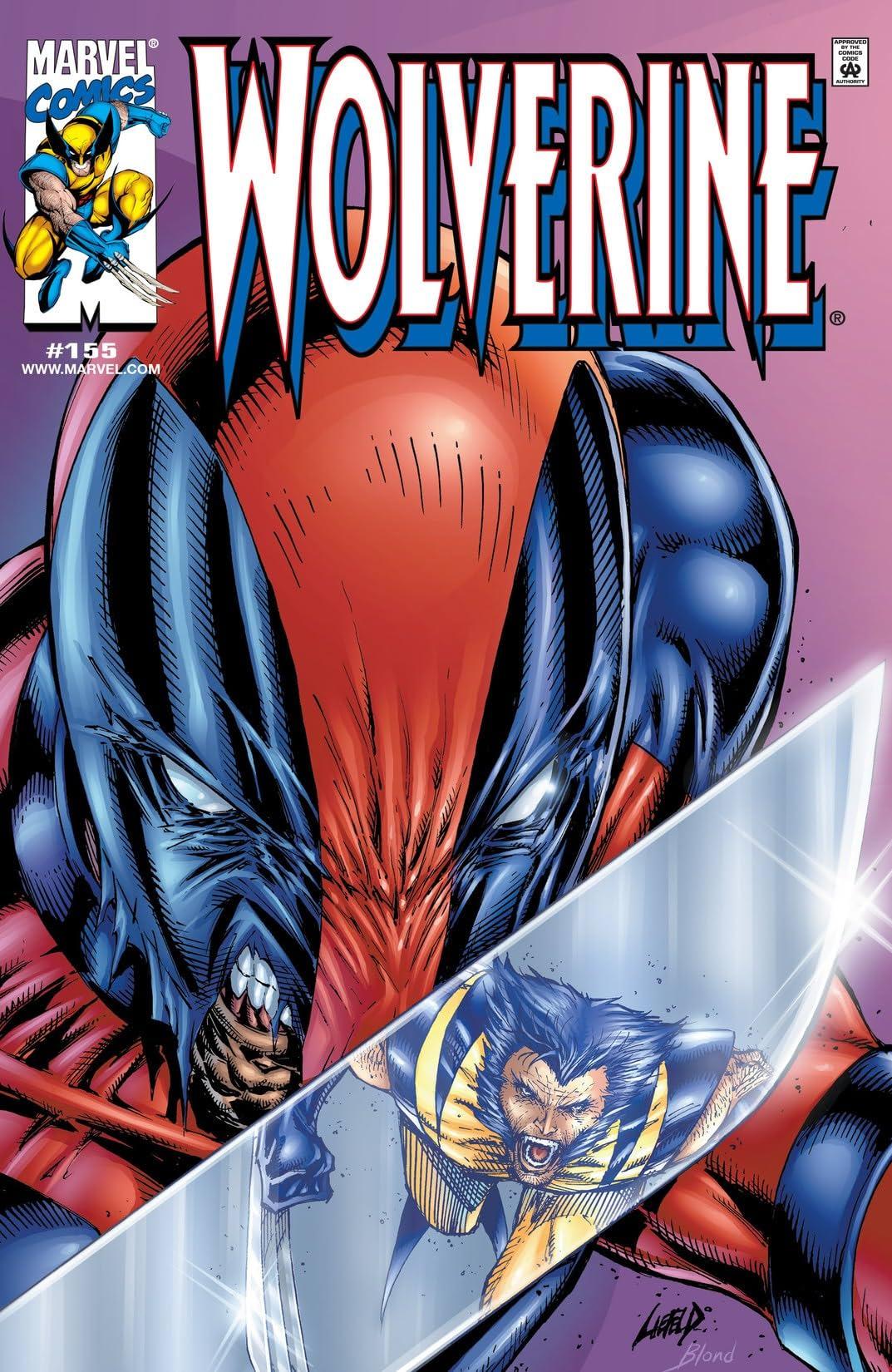 Wolverine (1988-2003) #155