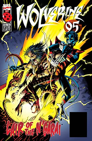 Wolverine Annual '95
