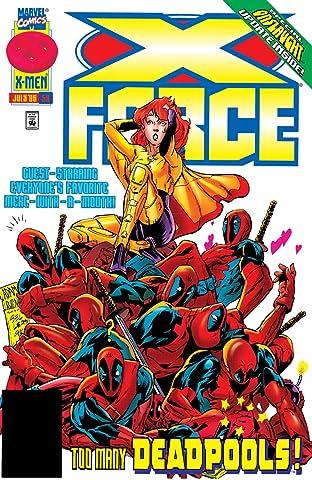 X-Force (1991-2002) #56