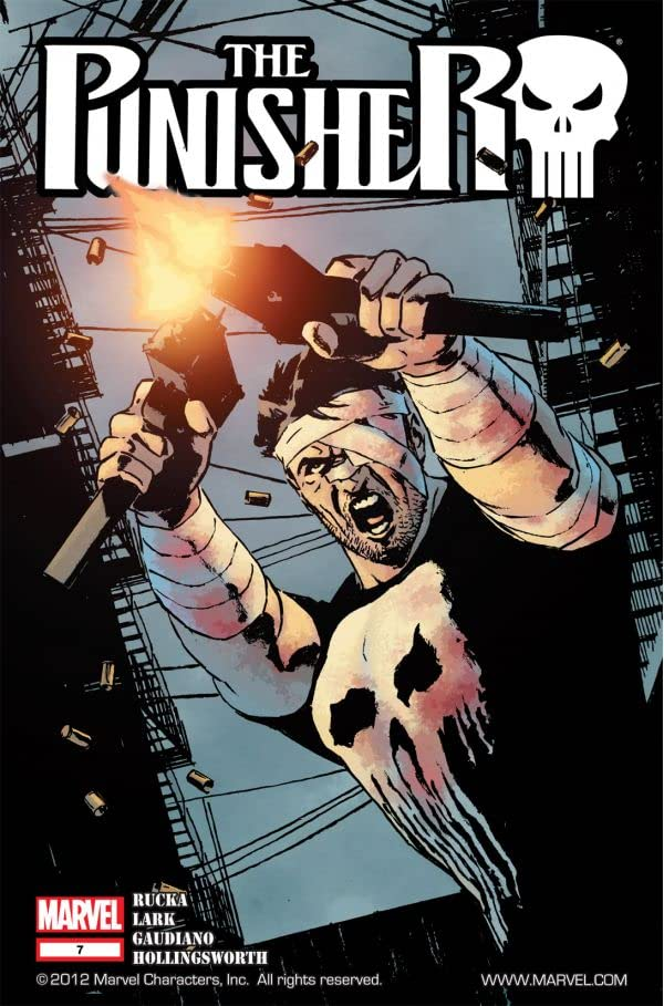 Punisher (2011-2012) #7
