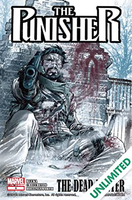 Punisher (2011-2012) #8