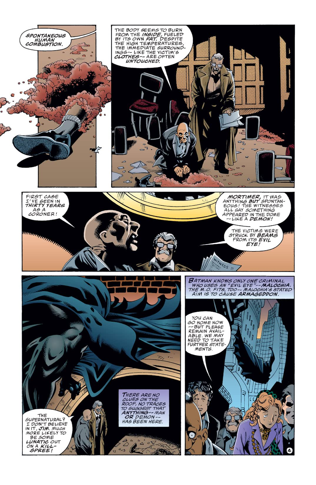 Batman: Shadow of the Bat #69
