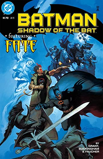 Batman: Shadow of the Bat #70