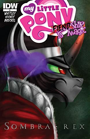 My Little Pony: FIENDship is Magic #1: Sombra