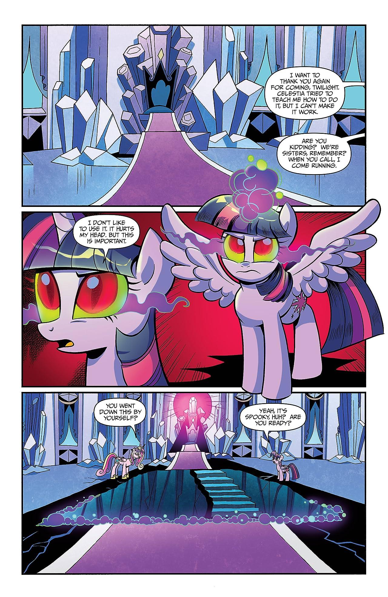 My Little Pony: FIENDship is Magic #1: Sombra