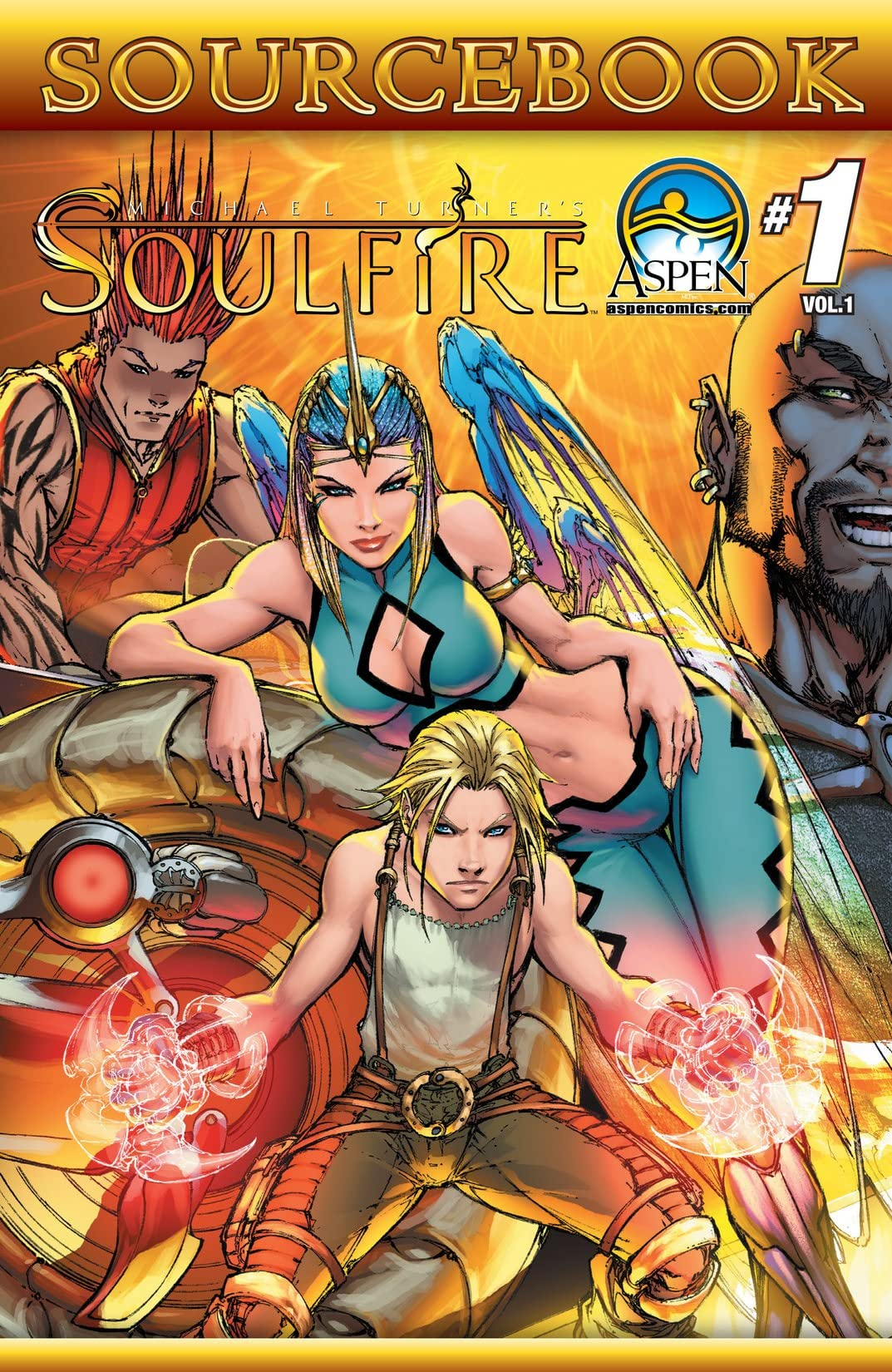 The Soulfire Sourcebook #1