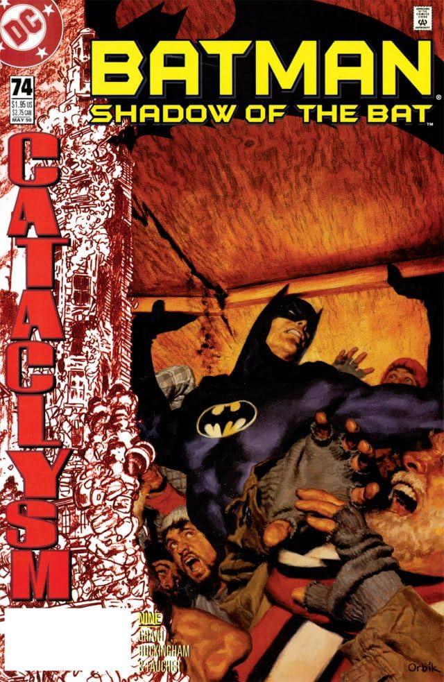 Batman: Shadow of the Bat #74