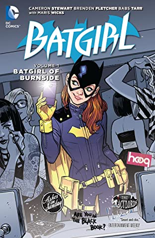 Batgirl (2011-2016) Tome 1: The Batgirl of Burnside