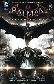 Batman: Arkham Knight (2015-2016) Vol. 1