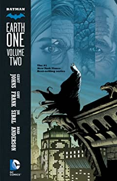 Batman: Earth One Tome 2