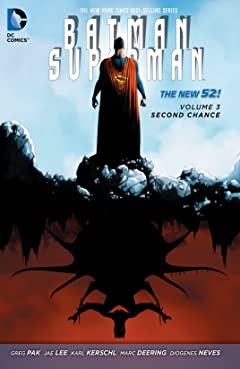 Batman/Superman (2013-2016) Tome 3: Second Chance