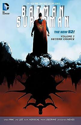 Batman/Superman (2013-2016) Vol. 3: Second Chance