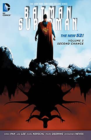 Batman/Superman (2013-2016) Vol. 3: Second Chance