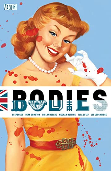 Bodies (2014-2015) Tome 1