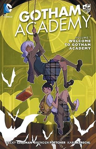 Gotham Academy (2014-) Tome 1