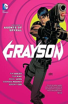 Grayson (2014-2016) Vol. 1: Agents of Spyral