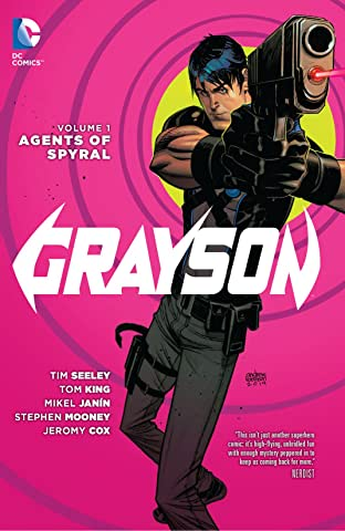 Grayson (2014-2016) Vol. 1: Agents of Spyral