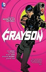 Grayson (2014-) Vol. 1: Agents of Spyral
