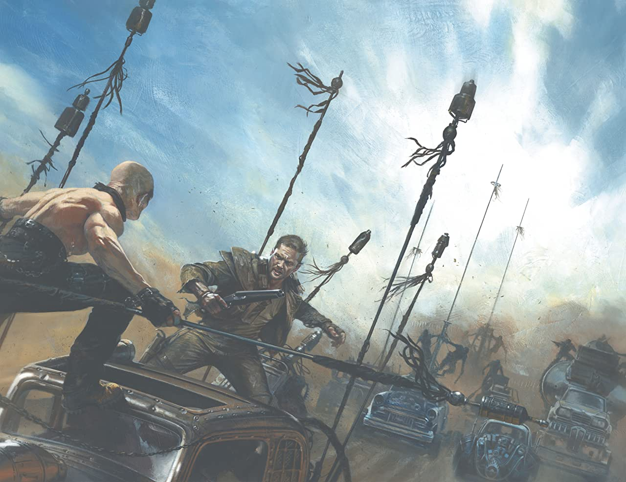 Mad Max: Fury Road: INSPIRED ARTISTS Deluxe Edition