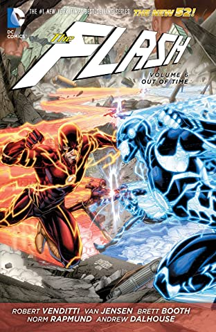The Flash (2011-) Vol. 6: Out of Time