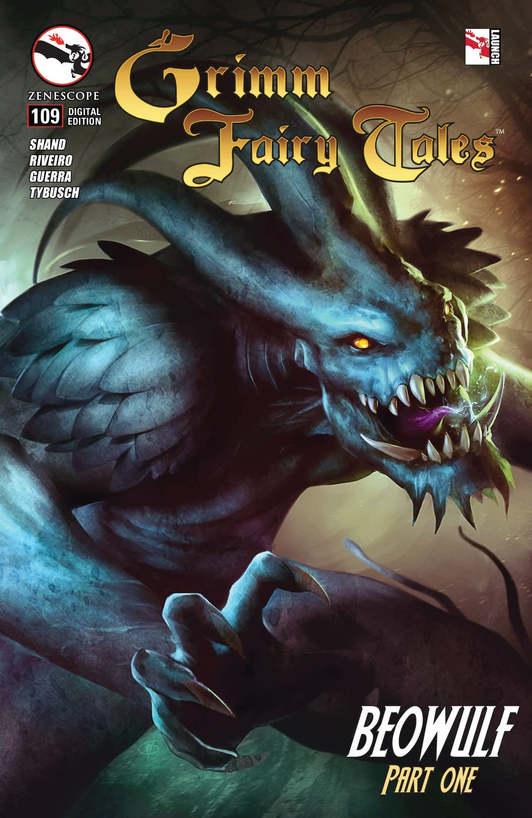Grimm Fairy Tales #109