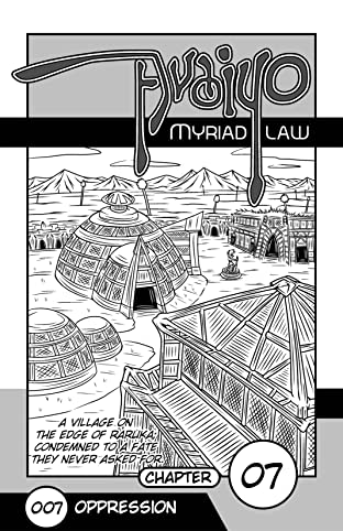 Avaiyo: Myriad Law #007