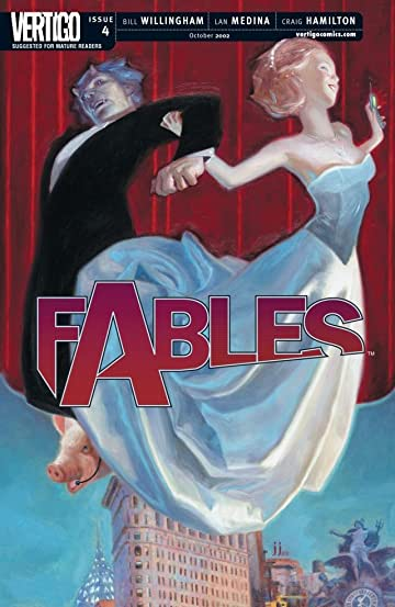 Fables #4