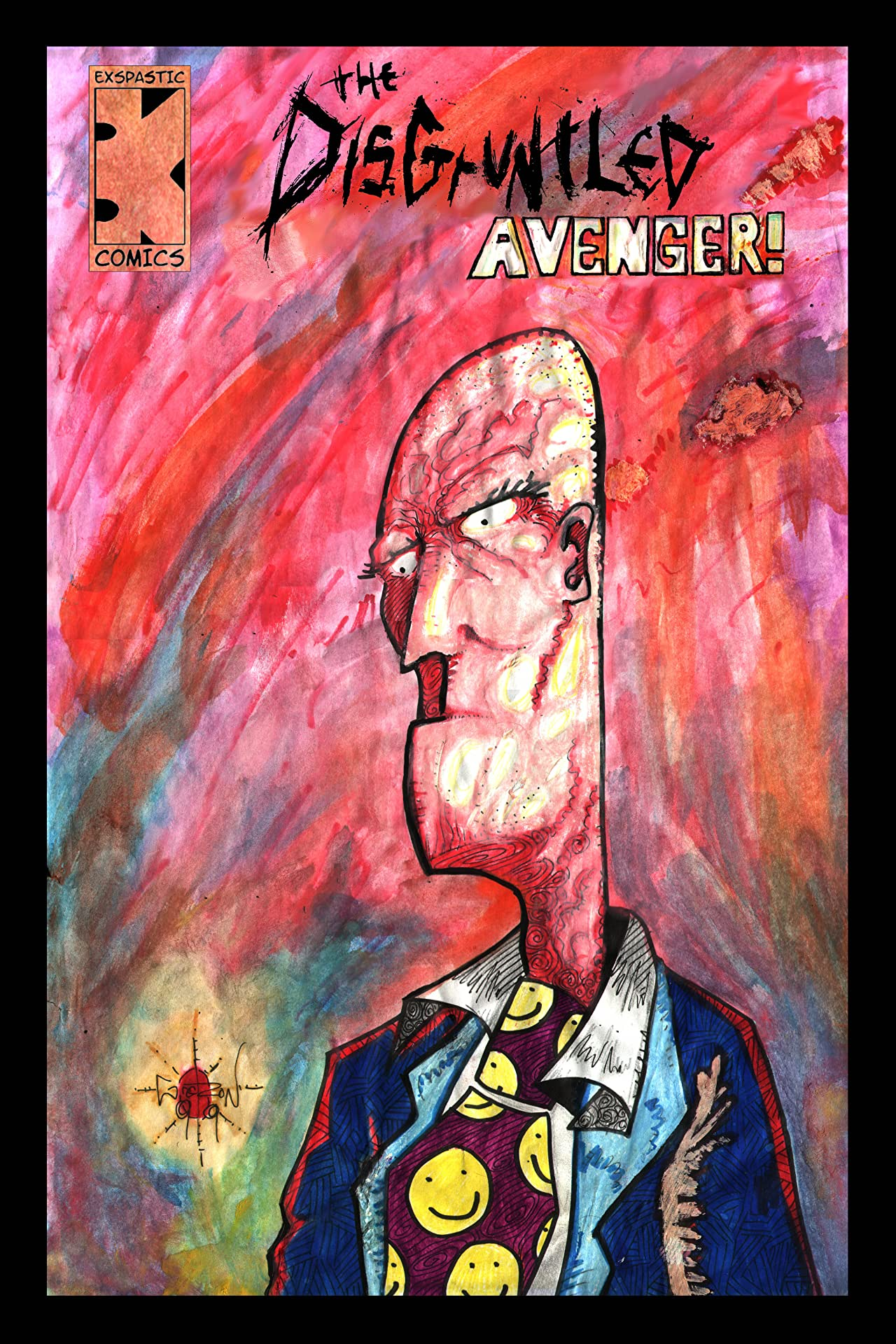 The Disgruntled Avenger #6