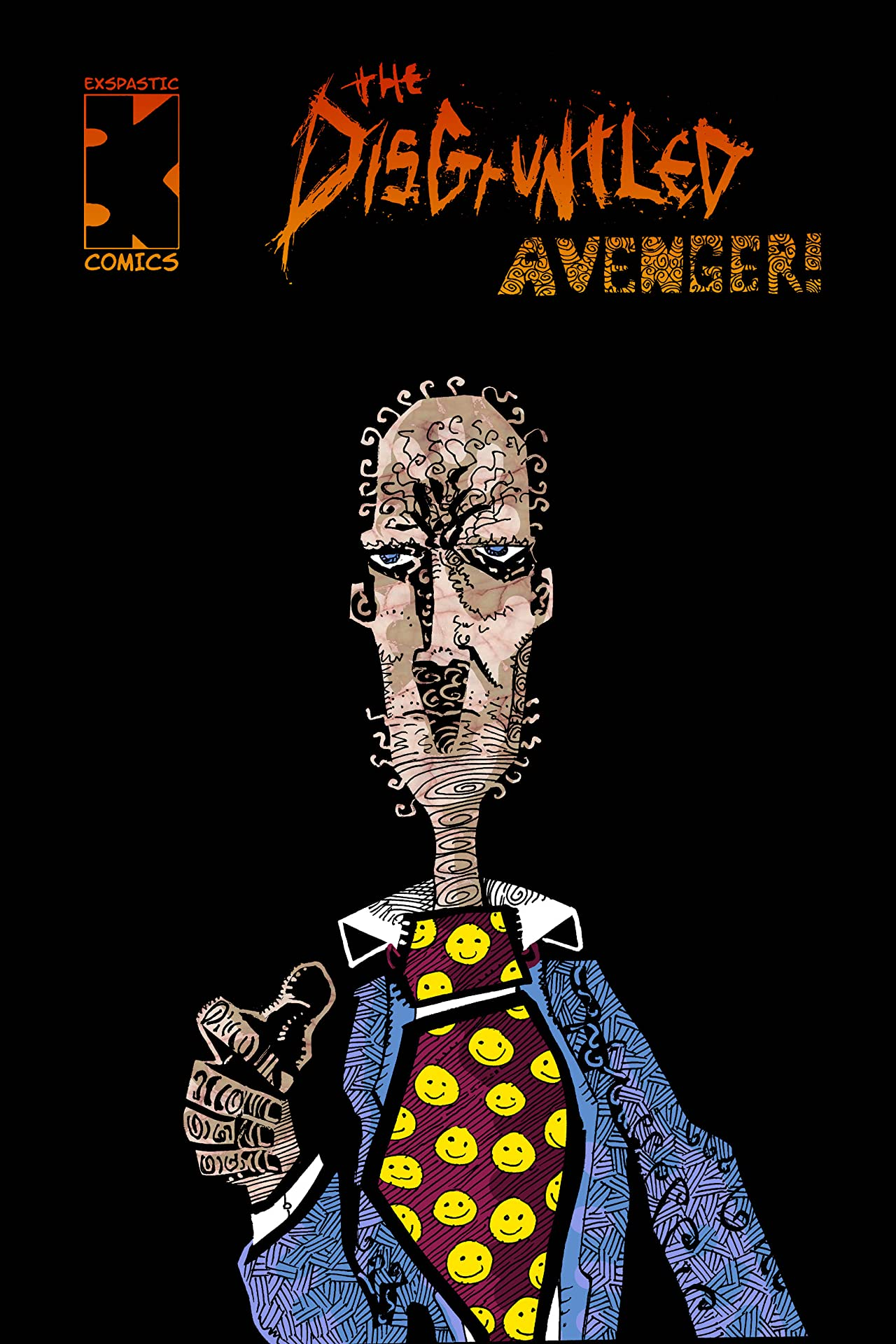 The Disgruntled Avenger #7