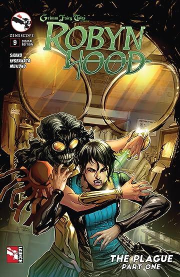 Robyn Hood #9