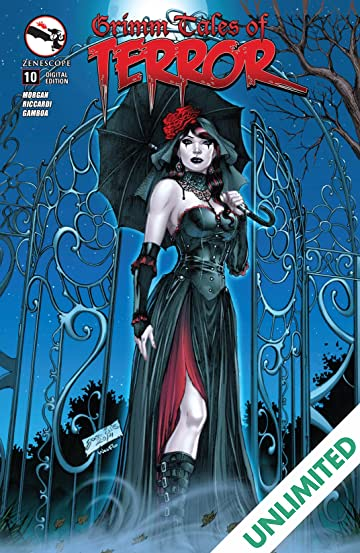 Grimm Tales of Terror Vol. 1 #10