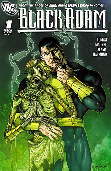Black Adam #1 (of 6)