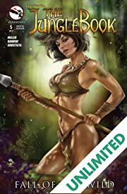 The Jungle Book: Fall of the Wild #5 (of 5)