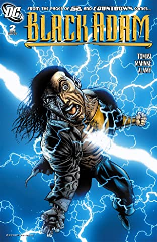 Black Adam #2 (of 6)