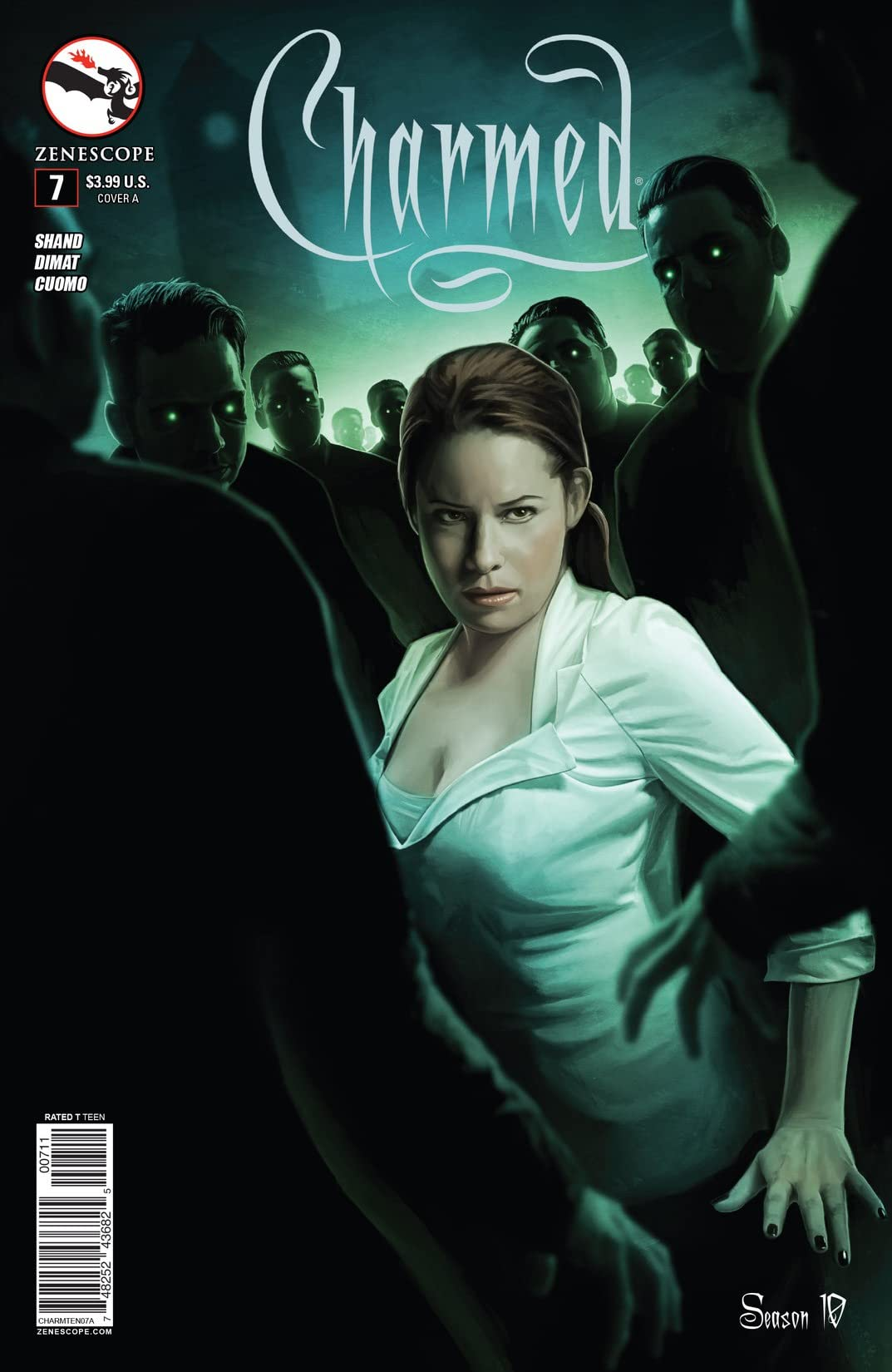 Charmed: Season 10 #7