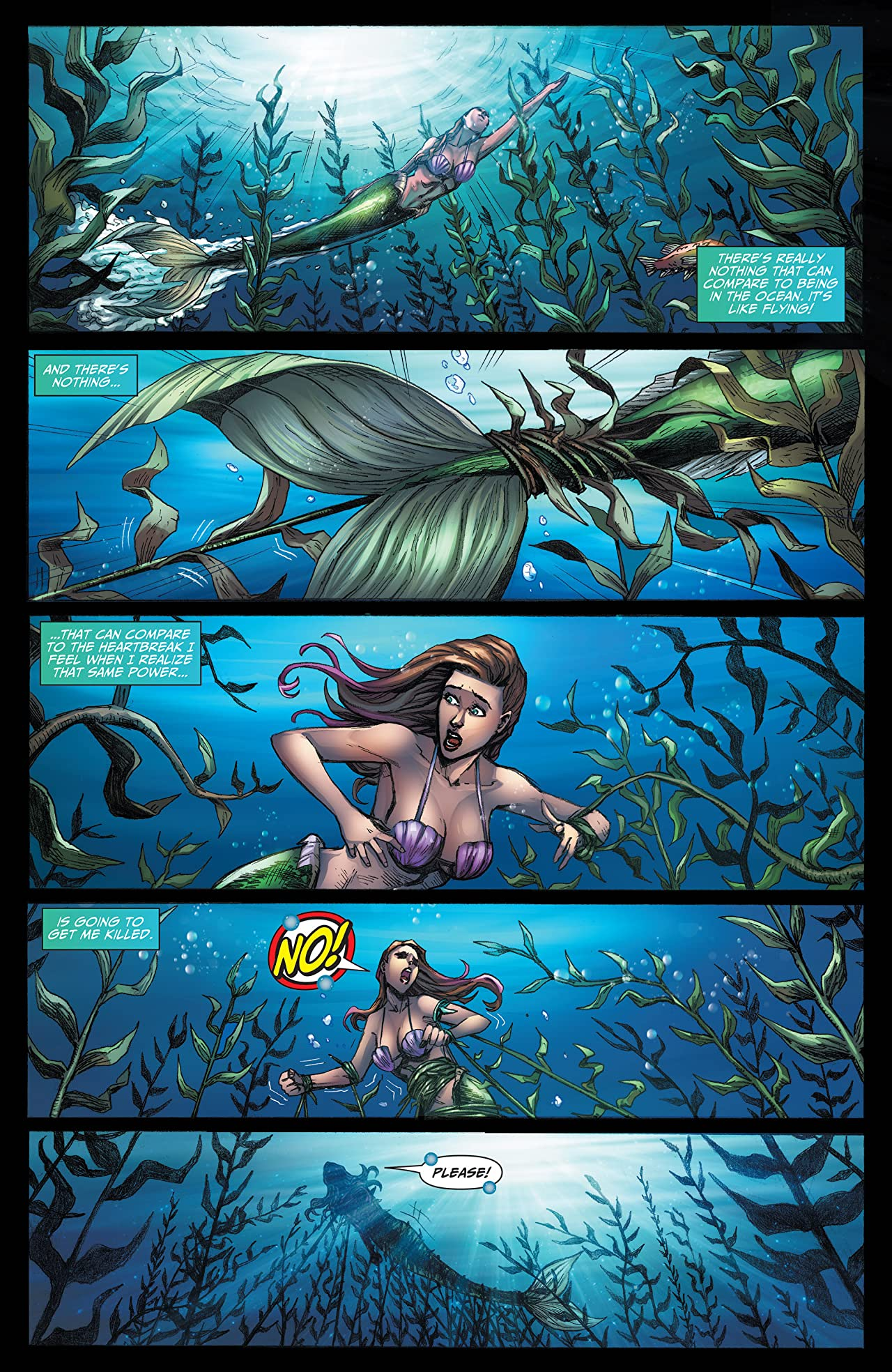 Little Mermaid #3 (of 5)