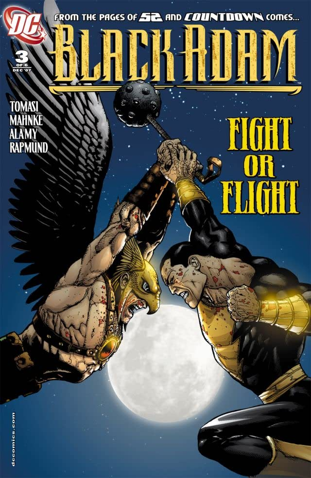Black Adam #3 (of 6)