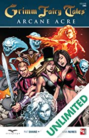 Grimm Fairy Tales: Arcane Acre Vol. 1