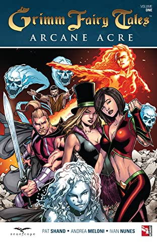 Grimm Fairy Tales Arcane Acre Vol. 1