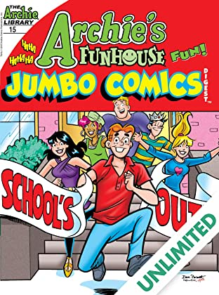 Archie's Funhouse Comics Double Digest #15