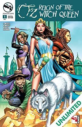 Oz: Reign of the Witch Queen #1 (of 6)