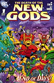 Death of the New Gods #1 (of 8)