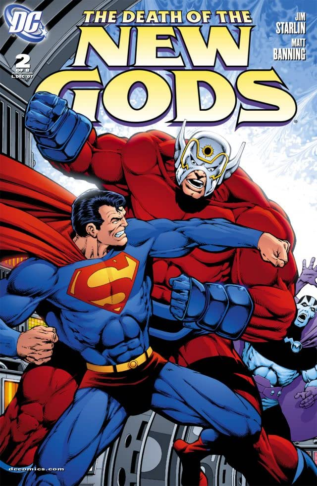 Death of the New Gods #2