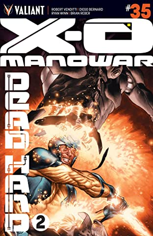 X-O Manowar (2012- ) #35: Digital Exclusives Edition